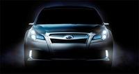 Subaru Legacy Concept, la primera foto