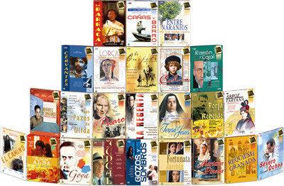 Series clásicas de TVE en DVD