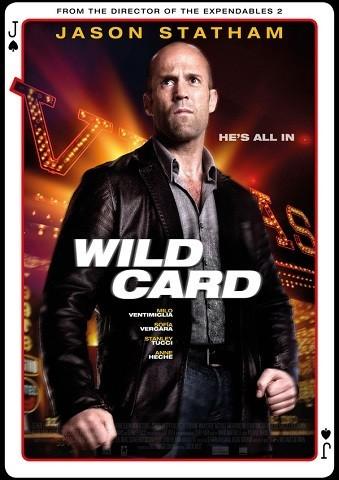 'Wild Card', tráiler y cartel de la nueva adaptación de 'Heat' con Jason Statham