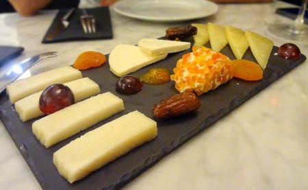 Bandeja de 4 quesos