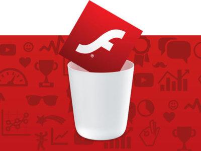 ¿Quieres deshacerte de Flash? Así podrás desinstalarlo de Windows, Linux o Mac OS X