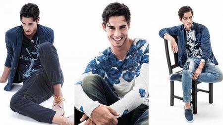 Armani Jeans Primavera Verano 2015 Trendencias Hombre 03