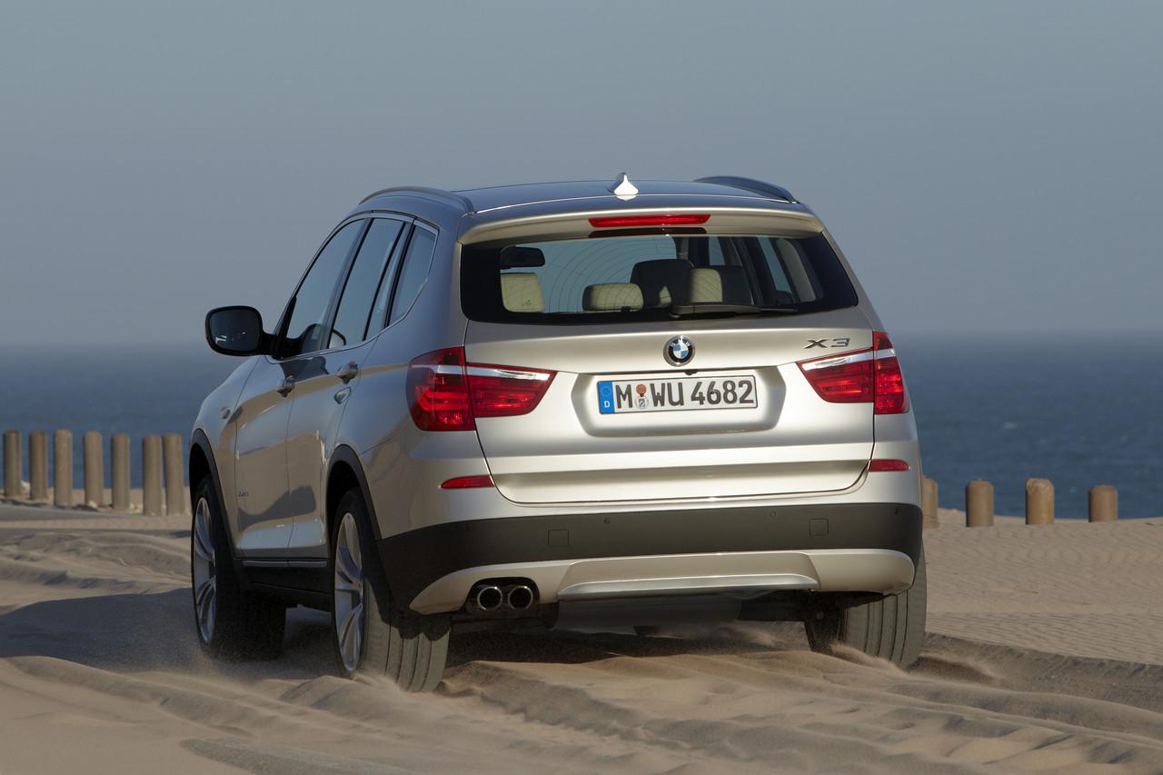 Foto de BMW X3 2011 (72/128)