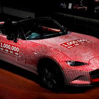 Mazda Miata Un Millón regresa a casa luego de recorrer el mundo