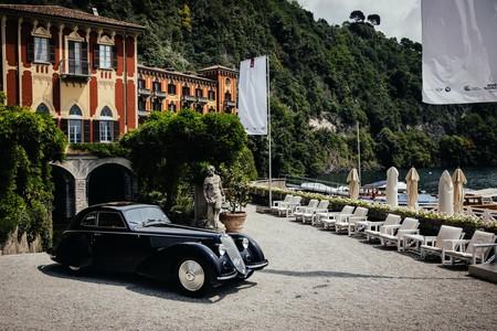 Alfa Romeo 8C 2900B Berlinetta Touring de 1937