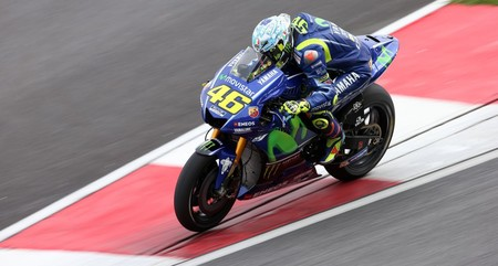 Valentino Rossi Sepang Test