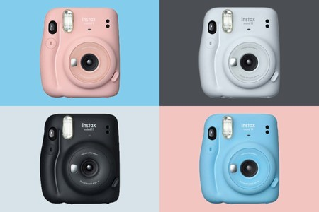 Fujifilm Instax Mini 11: La popular instantánea regresa con nuevas curvas y funciones