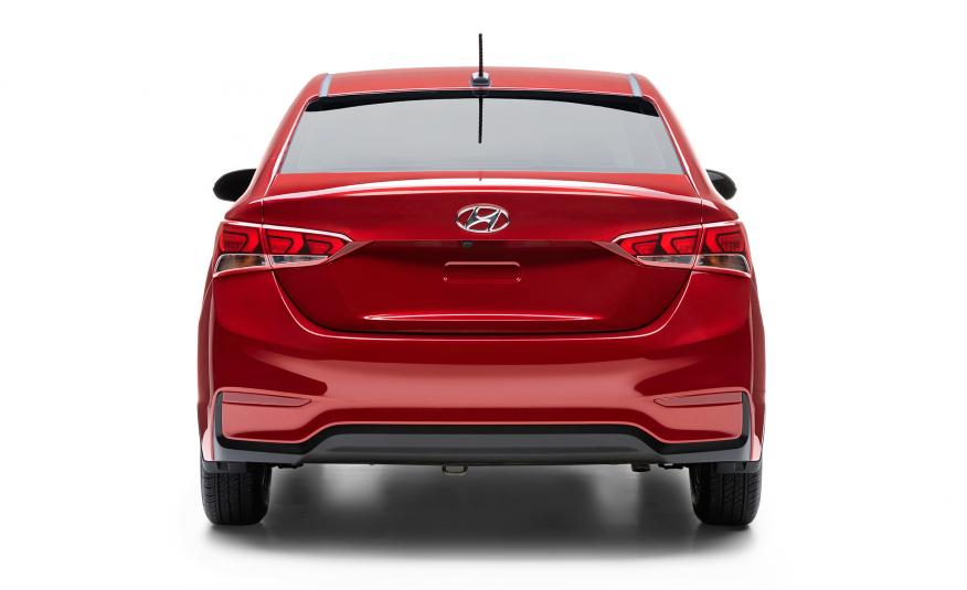 Foto de Hyundai Accent 2018 (8/18)