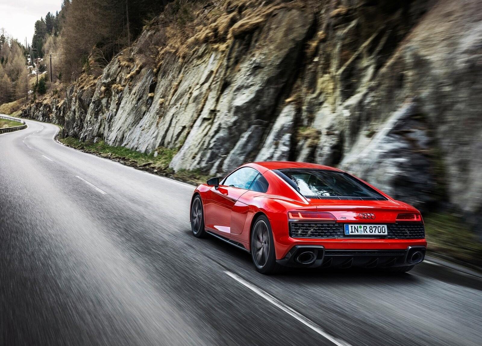 Foto de Audi R8 V10 Performance RWD (11/21)
