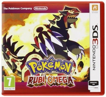 Pokemon Rubí Omega, para Nintendo 3DS, por 35,99 euros