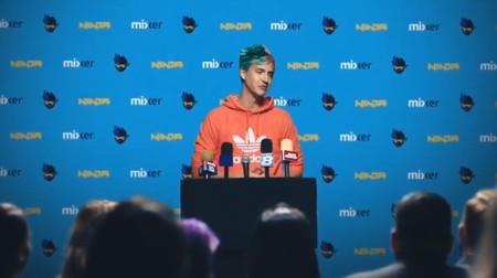 Ninja abandona Twitch y firma con Mixer en exclusiva: los videojuegos son la nueva batalla de Amazon y Microsoft