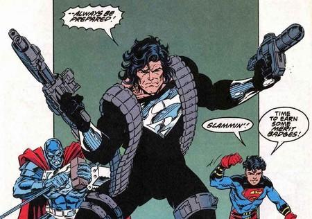 Esta escena eliminada de 'Liga de la Justicia' muestra el esperado traje negro de Superman