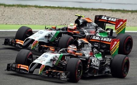 Vijay Mallya desea mantener su alineación de pilotos para 2015