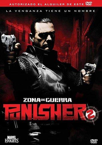 'Punisher 2: Zona de guerra', en mayo en DVD