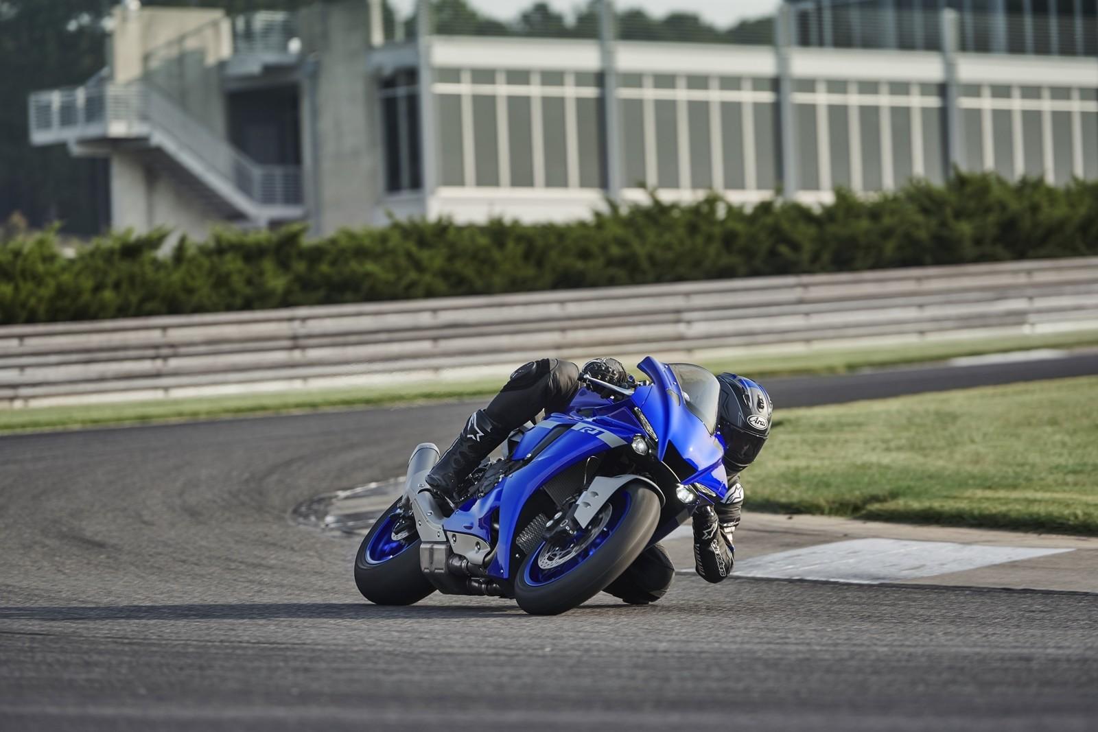 Foto de Yamaha YZF-R1 2020 (13/61)