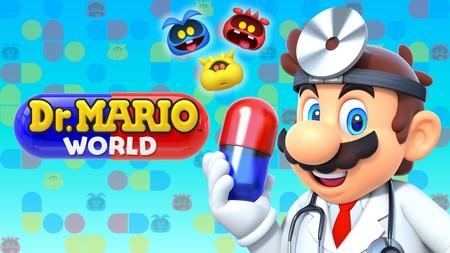 Dr. Mario World llegará oficialmente a iOS en julio