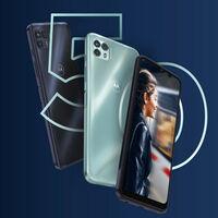 Nuevo Motorola Moto G50 5G: ahora, con el Dimensity 700 a bordo y lector de huellas lateral