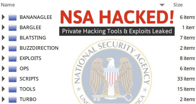 Nsa Hacked