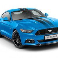 Ford Mustang Black Shadow y Blue Edition, el detalle es lo que cuenta