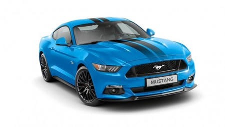 Ford Mustang Black Shadow Blue Edition 201632231 1