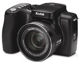 Kodak Easyshare Kodak Z812, con zoom 12x