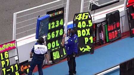 Los mensajes entre piloto y equipo a través del cuadro de instrumentos serán realidad en MotoGP para 2018