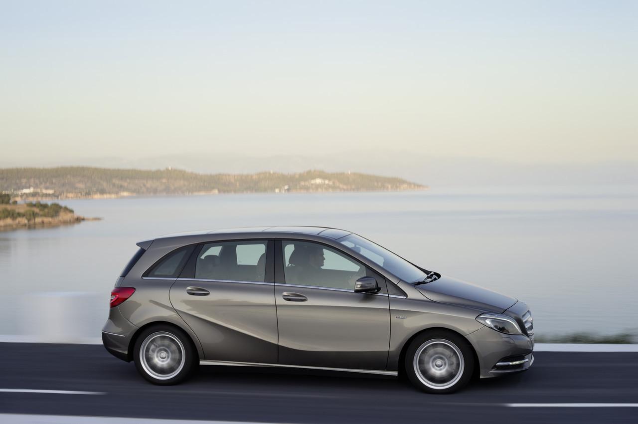 Foto de Mercedes-Benz Clase B (41/104)