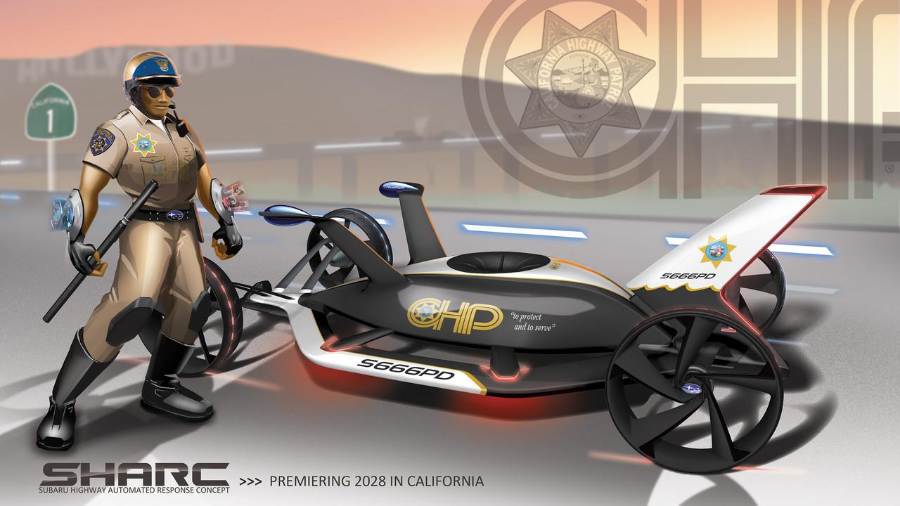 Foto de Los Angeles Auto Show Design Challenge 2012 (42/44)