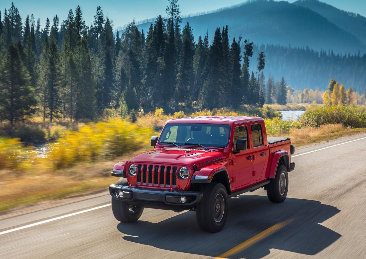 Foto de Jeep Gladiator 2020 (10/51)