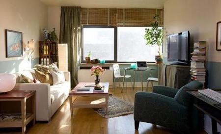Cómo quedó el apartamento después de la reforma.