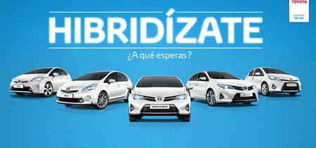 Toyota 2013: los modelos híbridos y sus características