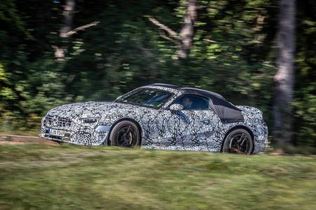 Nuevo Mercedes Sl Prototipo