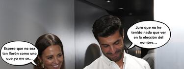 Paula Echevarría y Miguel Torres revelan el sexo y el nombre del bebé que esperan
