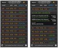 Aplicaciones viajeras: FlightBoard