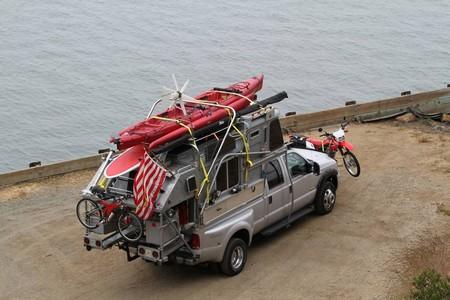 Caravana Ford F 350 9