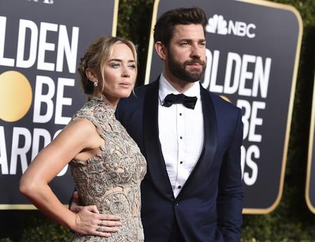 Globos de Oro 2019: Las parejas conquistan la alfombra roja