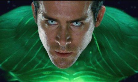 'Green Lantern (Linterna verde)', simple y nada emocionante