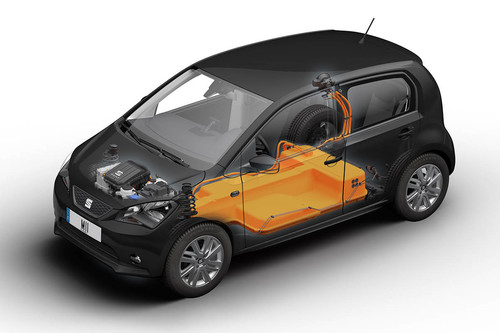 Anatomía de un coche eléctrico: su sencilla mecánica, al desnudo