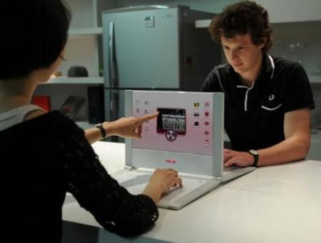 Asus Tandem PC, ordenador para compartir