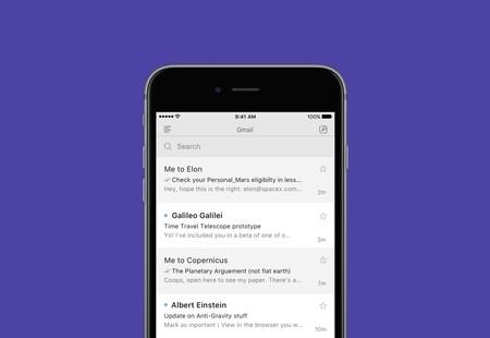 Adiós a la carpeta de Enviados, Newton para iOS y macOS acaba con ella gracias a True Inbox
