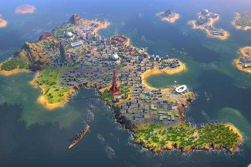 Humankind hace gala de una gran estrategia y es el juego más vendido de la semana en Steam, a pesar de estar en Xbox Game Pass de PC