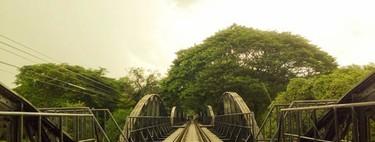 El verdadero puente sobre el río Kwai. Kanchanaburi, Tailandia (II)