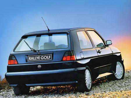 Autowp Ru Volkswagen Golf Rallye 2