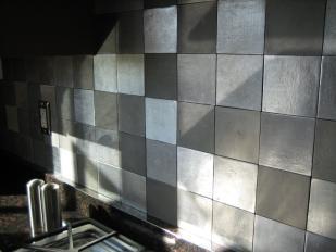 Aluminio reciclado para tus paredes