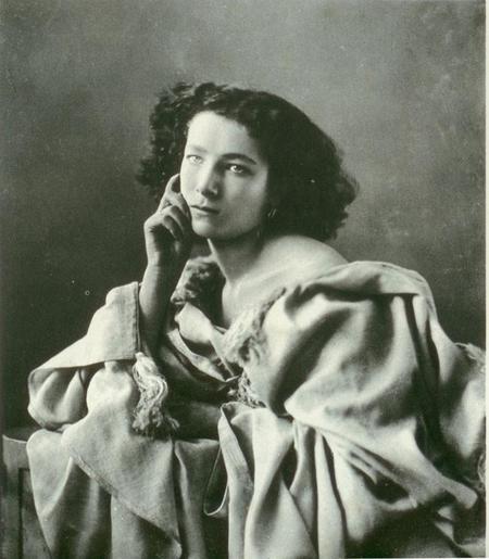 Sarah Bernhardt 1