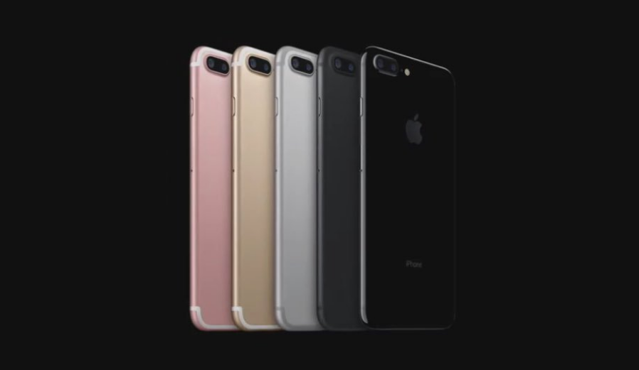 Iphone 7 plus negro vs 7