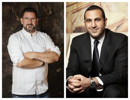Dani García se asocia con el multimillonario Sam Nazarian para abrir cientos de restaurantes por todo el mundo