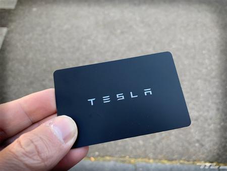 Tesla Model 3 llave