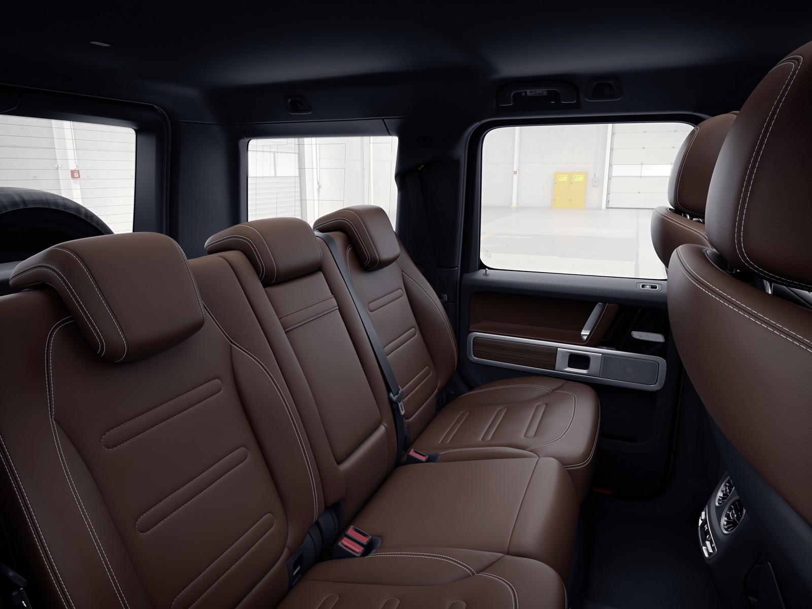 Foto de Mercedes-Benz Clase G 2018, imágenes filtradas (8/24)