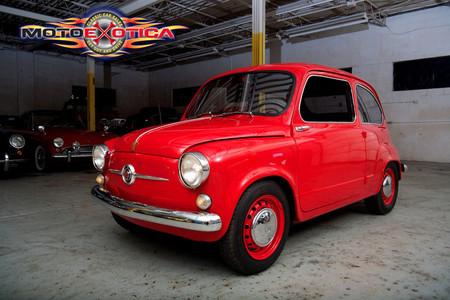 """Este Fiat 600 """"Maziat"""" esconde un motor rotativo de origen Mazda y alcanza los 200 CV de potencia"""